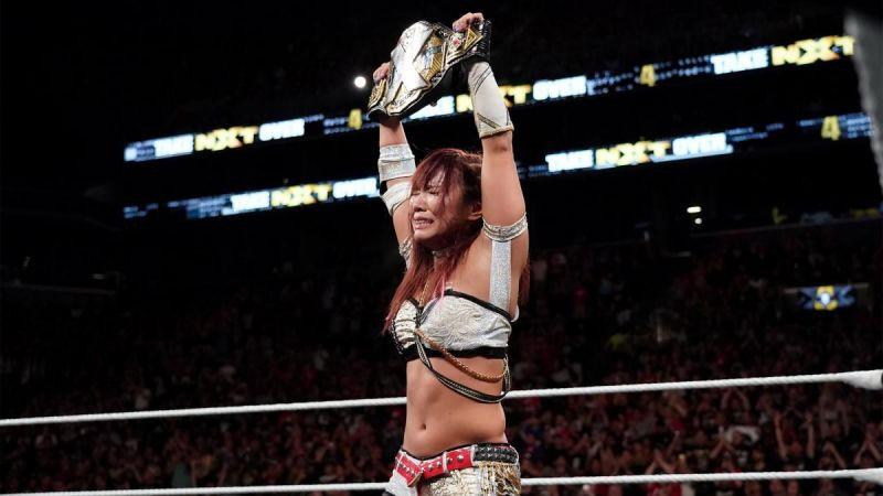 Kairi Sane NXT Women