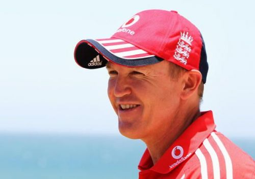 Andy Flower Photocall In Durban