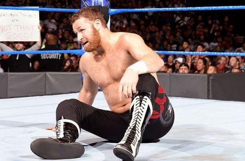 Sami Zayn's return should be with a new finisher