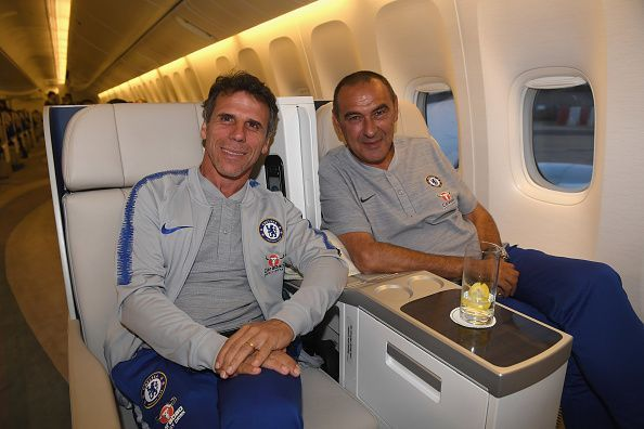 Sarri and Zola would have certainly kept an eye out for the best performers