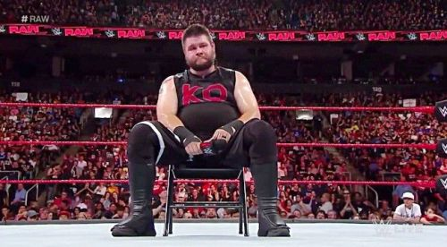 Kevin Owens quits because of the number of mistakes WWE made