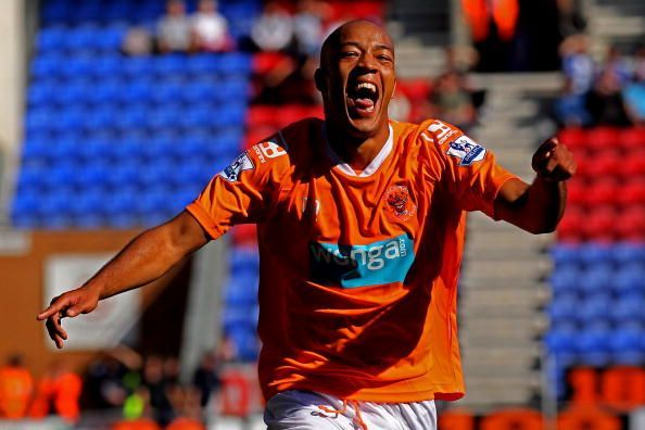 Wigan Athletic v Blackpool - Premier League