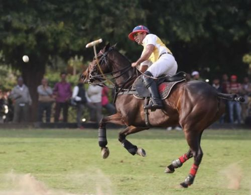 Highly acclaimed polo-player Dhruv Pal Godarawill be leading the teams as the Captain