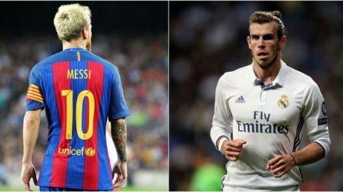 Messi vs Gareth Bale