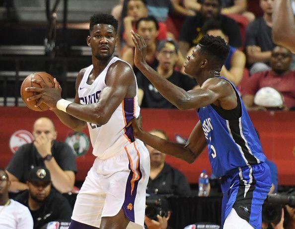 2018 NBA Summer League - Las Vegas - Orlando Magic v Phoenix Suns