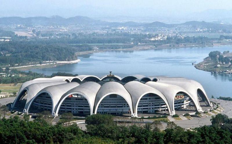 Rungrado 1st of May Stadium - Pyongyang,n