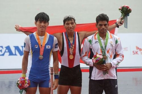 Dushyant Chauhan at Incheon 2014
