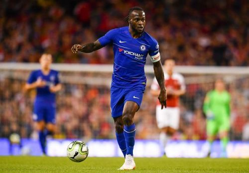 Moses will not be a regular starter under Sarri