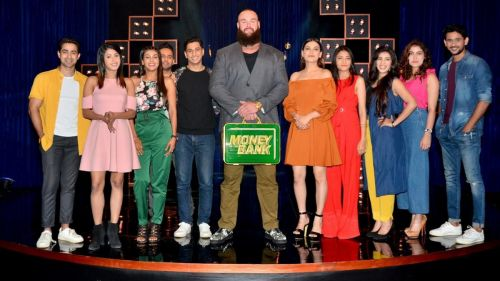 Braun Strowman recently visited India!