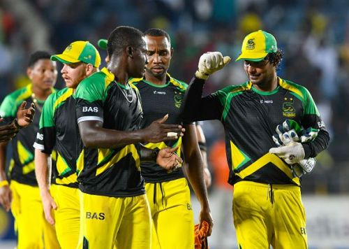 2017 Hero Caribbean Premier League - Jamaica Tallawahs v St Kitts & Nevis Patriots