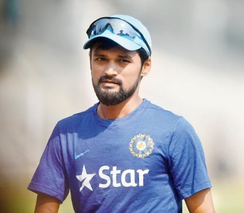 Nadeem claimed his 15th five-fer in the Duleep Trophy