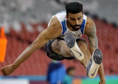 Arpinder Singh in action (PC: IndiaTV)