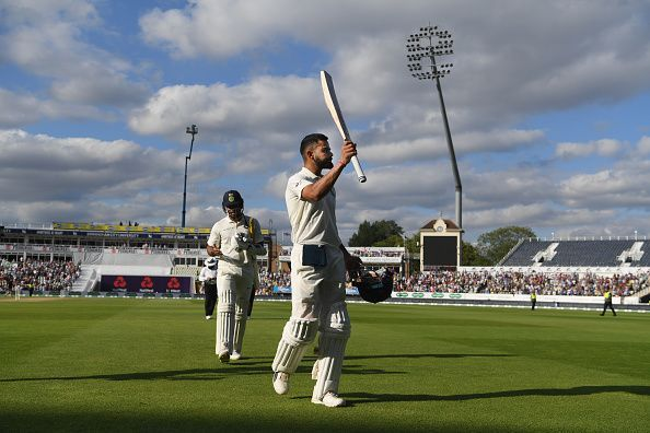 England v India: Specsavers 1st Test - Day Two