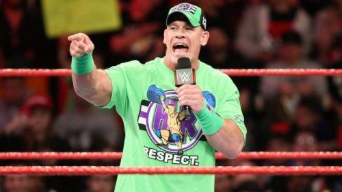 John Cena returns to the ring in Shanghai