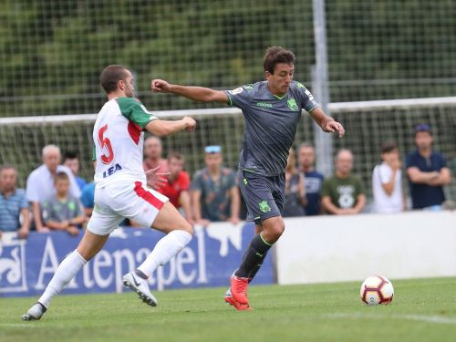 Oyarzabal (right) looks set to shine for club and country