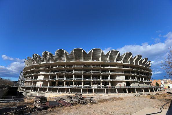 Valencia Nou Mestalla