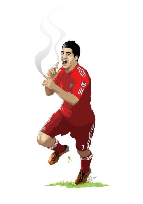 Suarez's form has been smokin' hot!