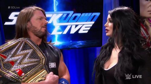 How did SmackDown Live fare, after a pretty fabulous RAW?