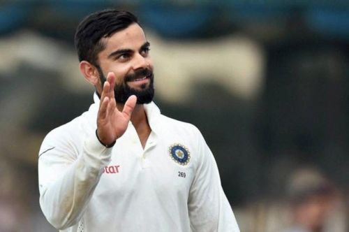 Which Indian Test side counter the English attack?