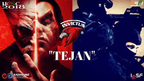 Team Invictus & Tejan to be part of Team India for 10th Esports World Championship at Kaohsiung