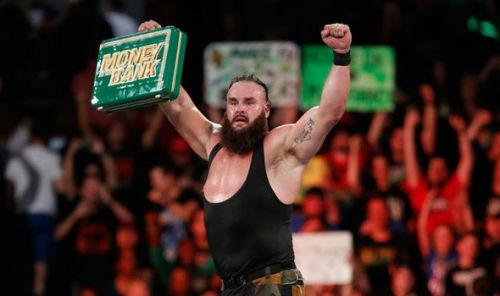 How I feel Braun Strowman should cash in at the MITB