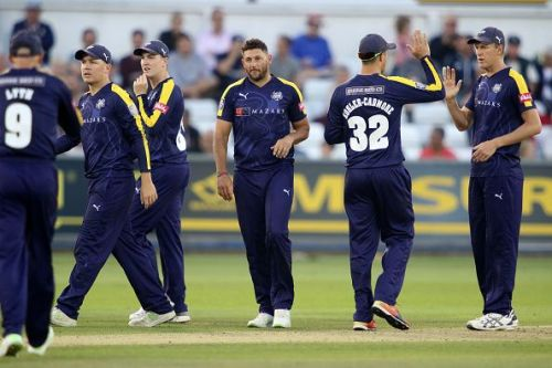 Durham Jets v Yorkshire Vikings - Vitality Blast