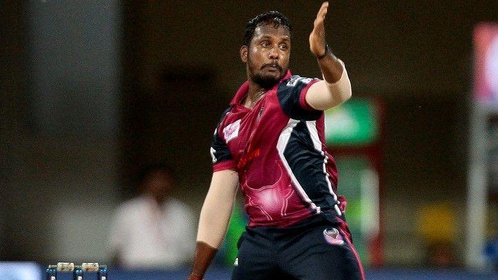 R Rajkumar was impressive in the 2018 TNPL