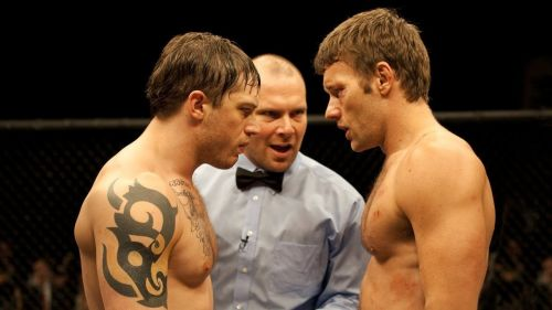 2011's Warrior is probably the best example of a great MMA-themed movie