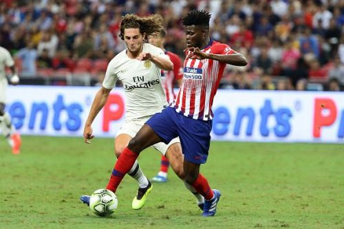 Paris Saint Germain v Club Atletico de Madrid - International Champions Cup 2018