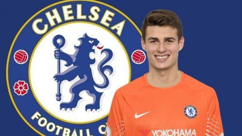 New Chelsea goalkeeper Kepa Arrizabalaga