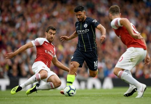 Arsenal FC v Manchester City - Premier League