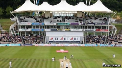 Ageas Bowl - The venue for the fourth Test