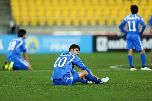 Senegal v Uzbekistan: Quarter Final - FIFA U-20 World Cup New Zealand 2015