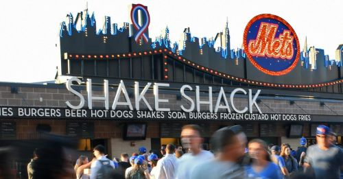 Shake Shack at New York's Citi Field / Photo provided by the New York Mets