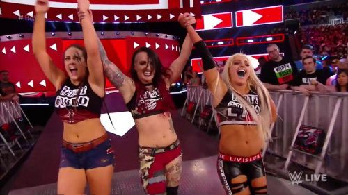 The Riott Squad came out on top again this week on Raw