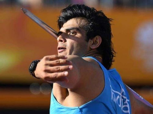 India's Neeraj Chopra wins gold with his personal best throw of 88.06m in Men's Javelin Throw Final