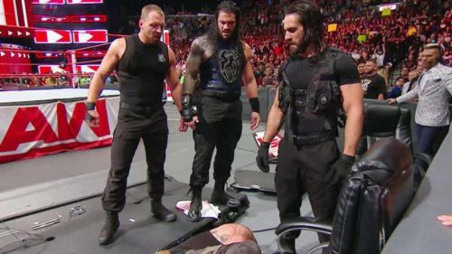 The Shield could be in a huge WrestleMania match