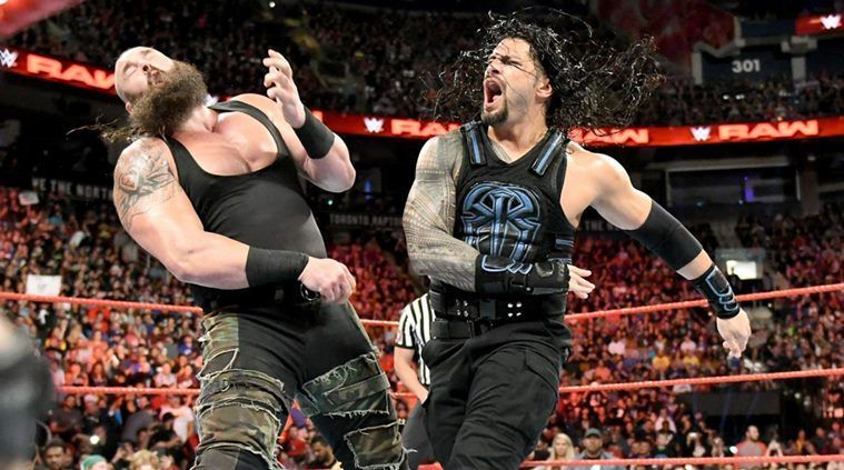 WWE News: Roman Reigns responds to Braun Strowman's