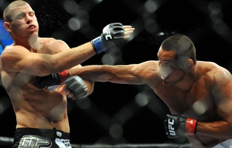 Here are the best UFC Knockouts