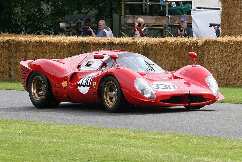 Ferrari P3