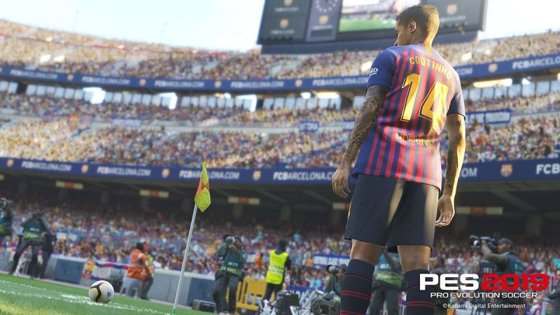 PES 2019: Release Date and Everything You Need to Know
