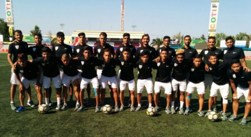 Indian U-20 National Team boys