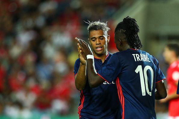8d6d70ca3 Benfica v Lyon - International Champions Cup Mariano ...