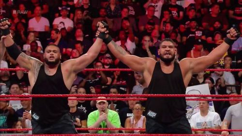 It would get them out of that horrid feud with Titus Worldwide at least!