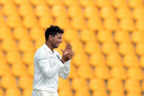 Will India benefit from Kuldeep's selection?