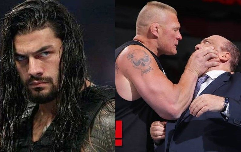 Roman Reigns and Brock Lesnar are set to collide at WWE SummerSlam 2018