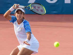 Ankita Raina settle for bronze after losing her semi-final match