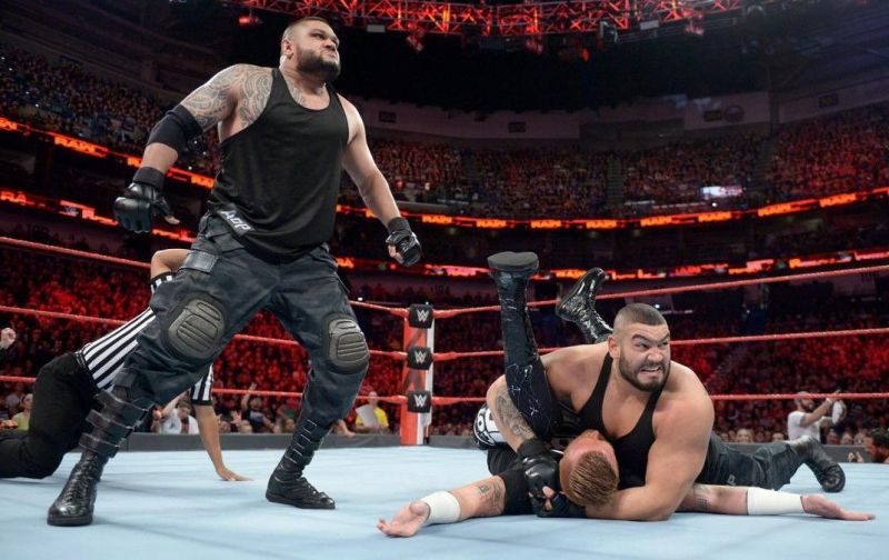 The Authors of Pain would be the perfect foil to The Revival on WWE RAW