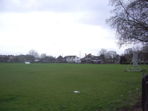 The Mitcham Cricket Greens