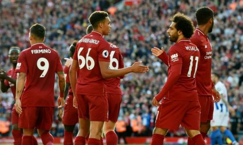 Liverpool will be one of the best team's to use on FIFA 19